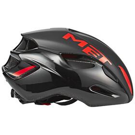 MET Manta Helm black/red